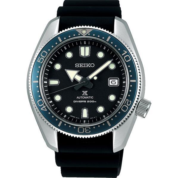 セイコーウォッチ 機械式(メカニカル)腕時計 PROSPEX(プロスペックス) ダイバースキューバ 1968 メカニカルダイバーズ 現代デザイン SBDC063 [SBDC063]