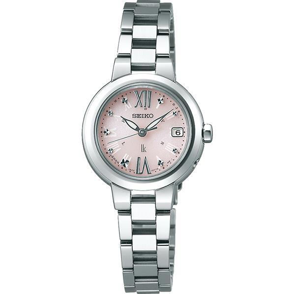 セイコーウォッチ ソーラー電波腕時計 LUKIA(ルキア) SSVW137 [SSVW137]