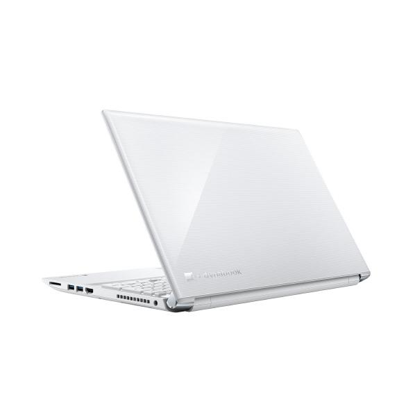 Dynabook ノートパソコン KuaL dynabook T4 リュクスホワイト P3T4KHBW [P3T4KHBW]【RNH】