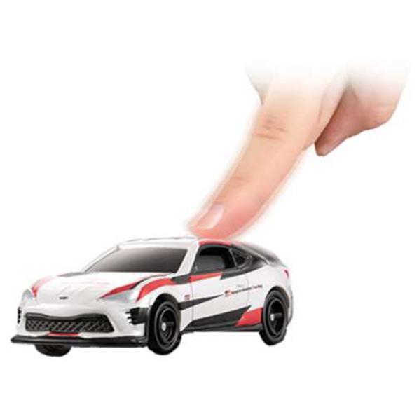 走行・手ころがし遊びが進化したトミカ4Dにトミカ4D トヨタ 86GR TOYOTA GAZOO Racing Color ver.が登場!! タカラトミー トミカ4D トヨタ 86GR TOYOTA GAZOO Racing Color ver. トミカ4Dトヨタ86GRGAZOOレ-シング [トミカ4Dトヨタ86GRGAZOOレ-シング]