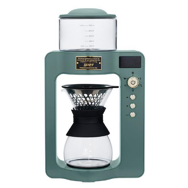 TOFFY カスタムドリップコーヒーメーカー TOFFY スレートグリーン K-CM6-SG [KCM6SG]