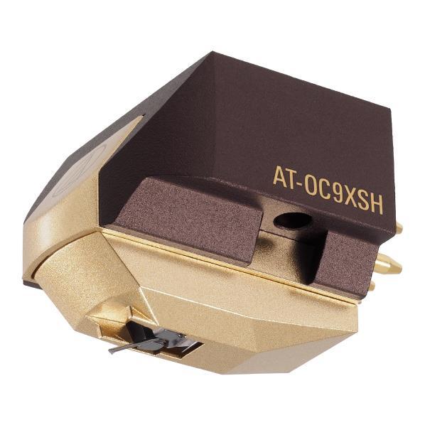 オーディオテクニカ MC型ステレオカートリッジ AT-OC9XSH [ATOC9XSH]
