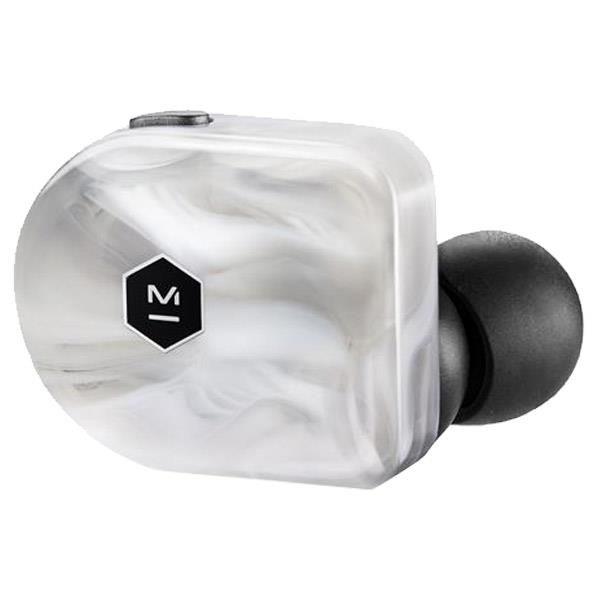 MASTER&DYNAMIC Bluetooth完全ワイヤレスイヤフォン ホワイトマーブル MW07-WHITEMARBLE [MW07WHITEMARBLE]