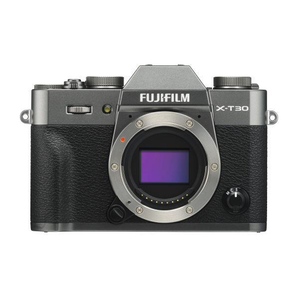 富士フイルム デジタル一眼カメラ チャコールシルバー FX-T30-CS [FXT30CS]【RNH】