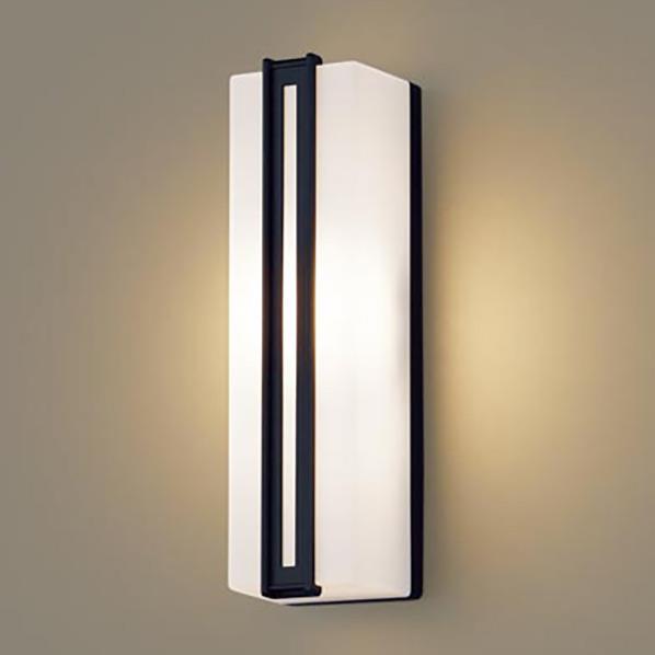 パナソニック 壁直付型 LED(電球色) ポーチライト 拡散タイプ 防雨型 白熱電球40形1灯器具相当 LGW80413LE1 [LGW80413LE1]