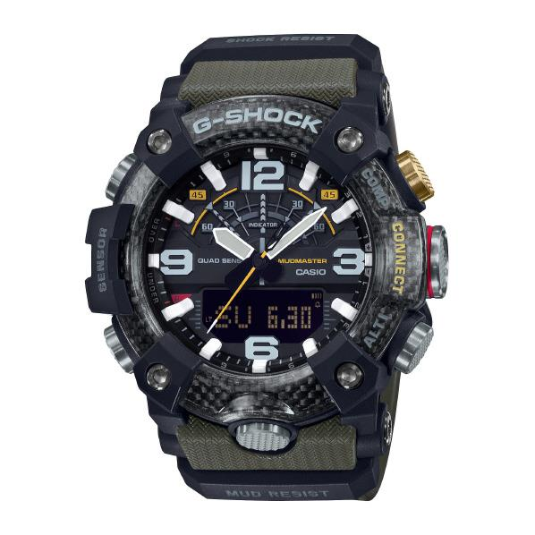 カシオ 腕時計 G-SHOCK MUDMASTER カーキ GG-B100-1A3JF [GGB1001A3JF]