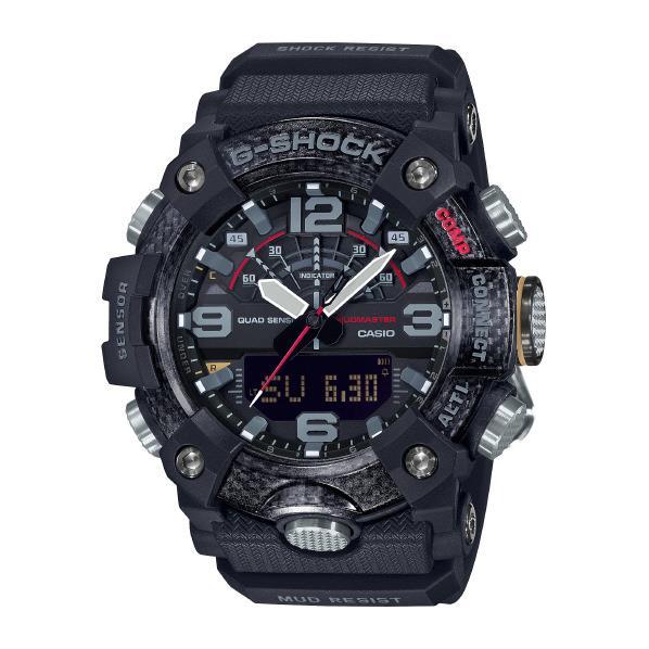カシオ 腕時計 G-SHOCK MUDMASTER ブラック GG-B100-1AJF [GGB1001AJF]