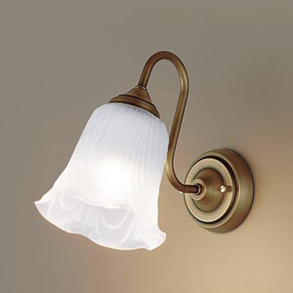 パナソニック 壁直付型 LED(電球色) ブラケット 白熱電球40形1灯器具相当 LGB81554K [LGB81554K]