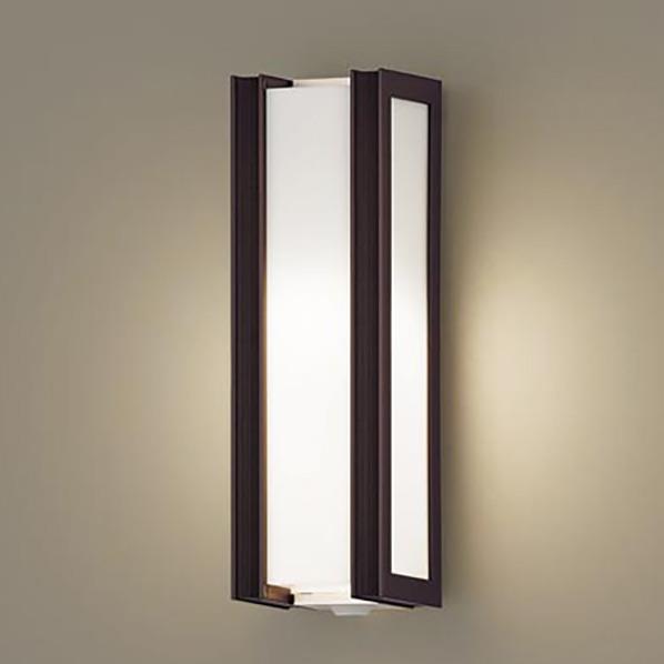 パナソニック 壁直付型 LED(電球色) ポーチライト LGWC85063U [LGWC85063U]