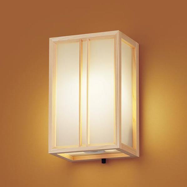 パナソニック 壁直付型 LED(電球色) ポーチライト LGWC85085Z [LGWC85085Z]