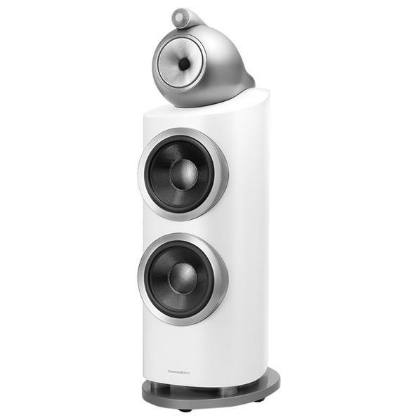 B&W フロアスタンディングスピーカー ホワイト 800D3/W [800D3W1ホン]【RNH】