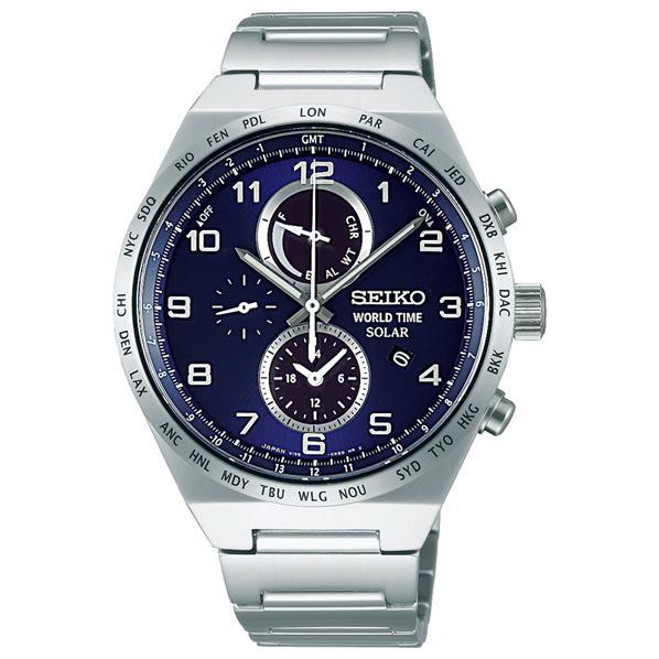セイコーウォッチ ソーラー腕時計 SEIKO SELECTION(セイコー セレクション) SBPJ023 [SBPJ023]