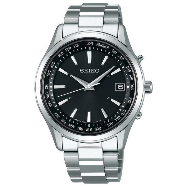 セイコーウォッチ ソーラー電波腕時計 SEIKO SELECTION(セイコー セレクション) SBTM273 [SBTM273]