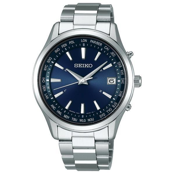 セイコーウォッチ ソーラー電波腕時計 SEIKO SELECTION(セイコー セレクション) SBTM271 [SBTM271]