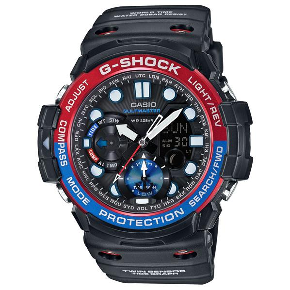 カシオ 腕時計 G-SHOCK ブラック GN-1000-1AJF [GN10001AJF]【MSSP】