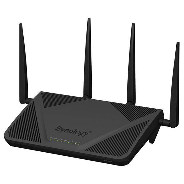 <title>期間限定特別価格 MU-MIMOをサポートする802.11ac Wave 2に対応 強力なワイヤレス機能とセキュリティ機能を搭載したデュアルバンドWi-Fiルーター SYNOLOGY Wi-Fiルーター Synology Router RT2600ac RT2600AC</title>