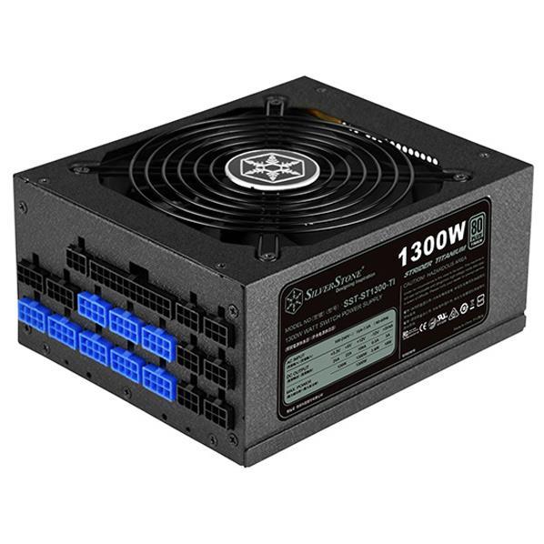 SilverSton PC電源 ブラック SST-ST1300-TI [SSTST1300TI]