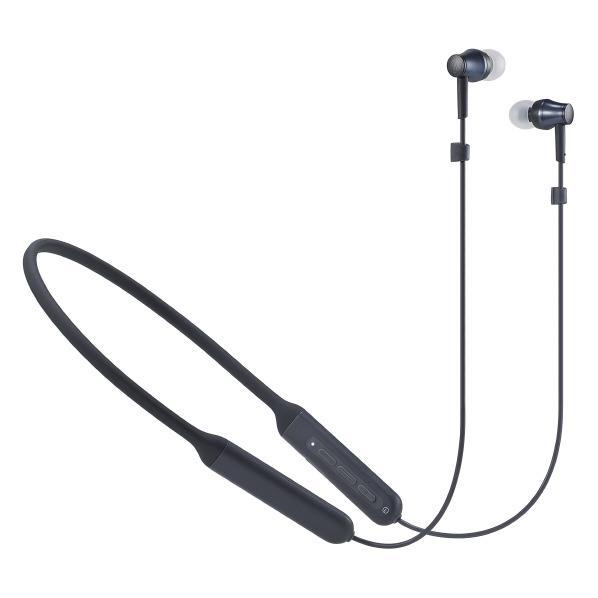 オーディオテクニカ ワイヤレスヘッドフォン Sound Realityシリーズ ブラック ATH-CKR500BT BK [ATHCKR500BTBK]【RNH】【MVSP】