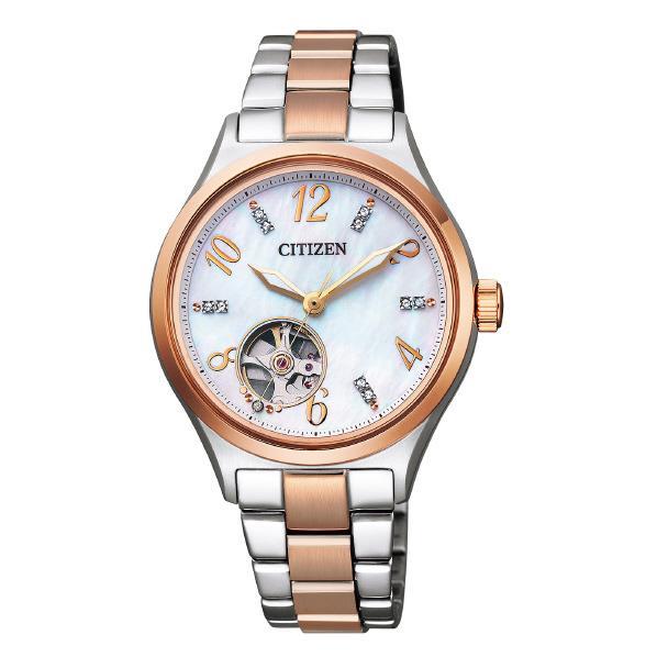 シチズン 腕時計 シチズンコレクション メカニカル 白蝶貝 PC1006-84D [PC100684D]