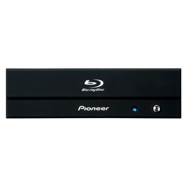 PIONEER PC用ドライブ 内蔵モデル(Ultra HD Blu-ray対応) ピアノブラック BDR-S12J-BK [BDRS12JBK]