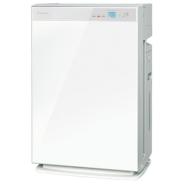 ダイキン 加湿空気清浄機 KuaL ホワイト MCK70WE7-W [MCK70WE7W]