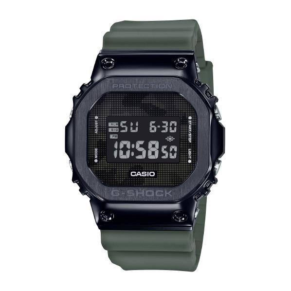 カシオ 腕時計 G-SHOCK カーキ GM-5600B-3JF [GM5600B3JF]【MSSP】