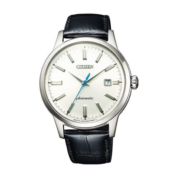 シチズン 腕時計 シチズンコレクション メカニカル クラシカルライン 白 NK0000-10A [NK000010A]【MSSP】