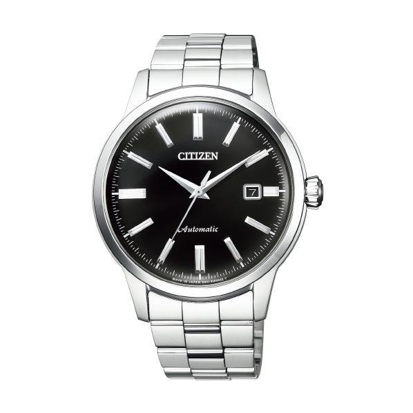 シチズン 腕時計 シチズンコレクション メカニカル クラシカルライン 黒 NK0000-95E [NK000095E]