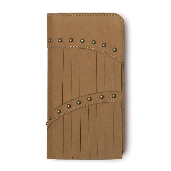 ZENUS iPhone8/7用Fringe Diary Z44577I7 [Z44577I7]