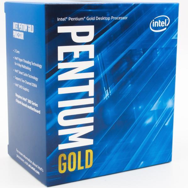 INTEL PENTIUM-G5420 BX80684G5420 [BX80684G5420]