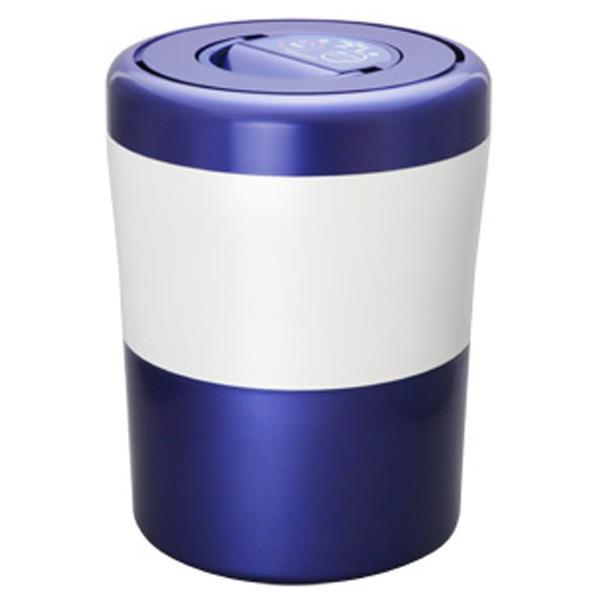 生ごみにまつわる 重量 格安激安 におい コバエ 汁だれ といった生活上のストレスを 手間をかけず 百貨店 場所をとらず 手軽に解決 ブルーストライプ 1~3人用 パリパリキューブライト 島産業 家庭用生ごみ減量乾燥機 PCL33BWB PCL-33-BWB アルファ