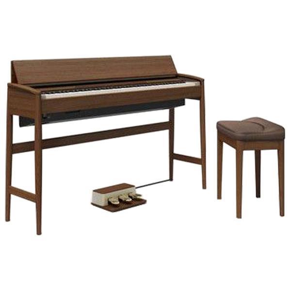 ローランド 電子ピアノ きよら~KIYOLA~シリーズ ウォールナット KF-10-KW [KF10KW]【NATUM】