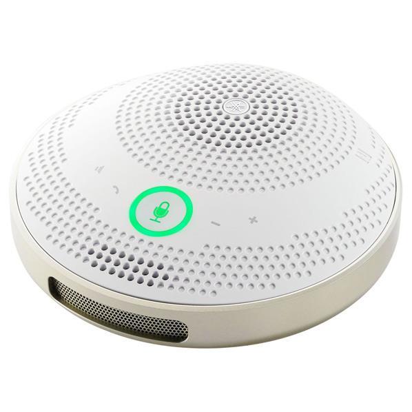 ヤマハ ユニファイドコミュニケーションスピーカーフォン ホワイト YVC-200(W) [YVC200W]【RNH】