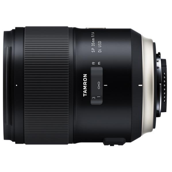 タムロン ニコン用単焦点マクロレンズ SP 35mm F/1.4 Di USD (Model-F045) F045N [F045N]