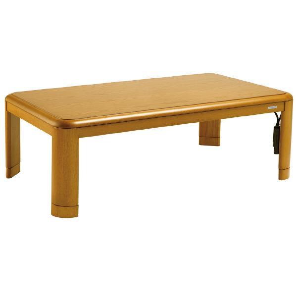 KOIZUMI 家具調こたつ(120×80cm) KTR3490S [KTR3490S]