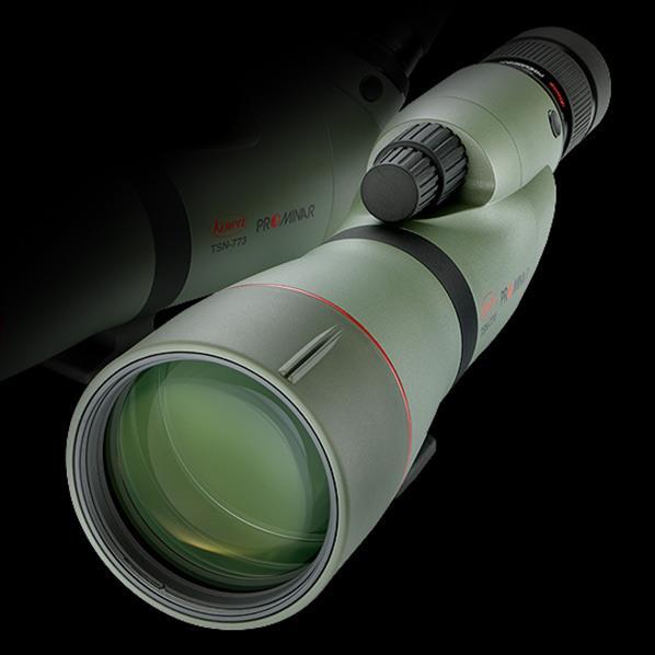 KOWA スポッティングスコープ プロミナー 直視型 TSN-770シリーズ TSN-774 [TSN774]