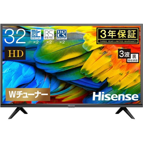 ハイセンス 32V型ハイビジョン液晶テレビ H30Eシリーズ 32H30E [32H30E]【RNH】【JNSP】