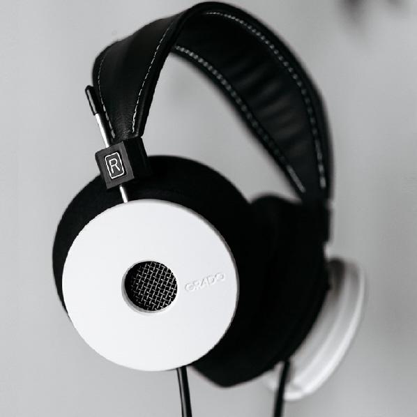 GRADO ヘッドフォン The White Headphone THE-WHITE-HEADPHONE [THEWHITEHEADPHONE]