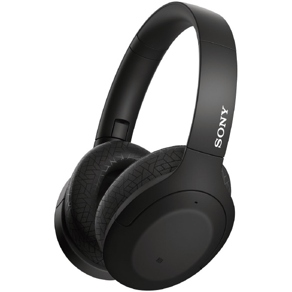 SONY Bluetoothヘッドフォン ブラック WH-H910N B [WHH910NB]【RNH】