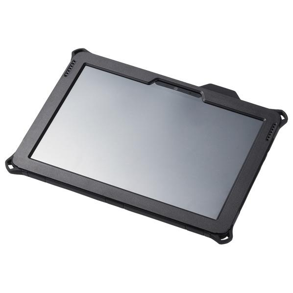 エレコム Surface Go用ZEROSHOCKケース ブラック TB-MSG18HVBK [TBMSG18HVBK]
