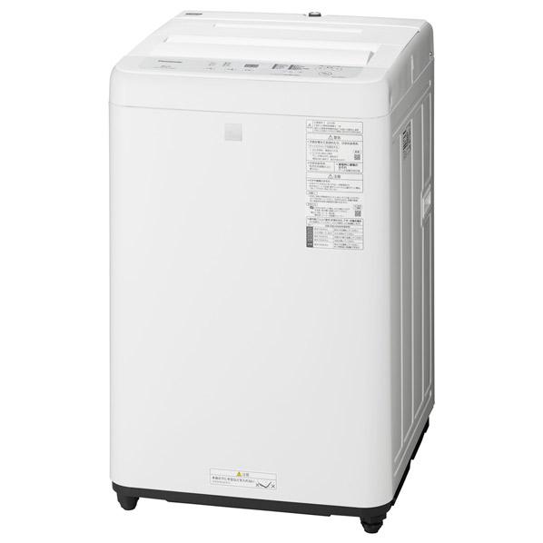 パナソニック 5.0kg全自動洗濯機 keyword キーワードホワイト NA-F50BE7-KW [NAF50BE7KW]【RNH】