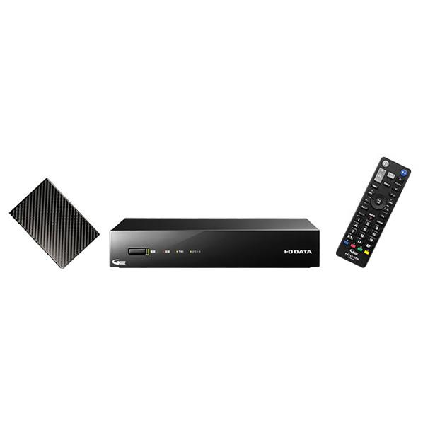 I・Oデータ 3番組同時録画対応ハードディスクレコーダー(2TB) HVTR-T3HD2T [HVTRT3HD2T]【NATUM】