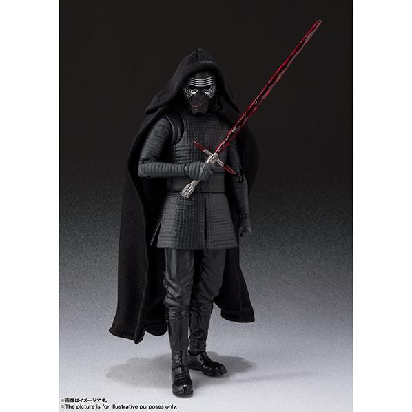 バンダイスピリッツ S.H.Figuarts カイロ・レン (STAR WARS:The Rise of Skywalker) SHFカイロレンSWROS [SHFカイロレンSWROS]
