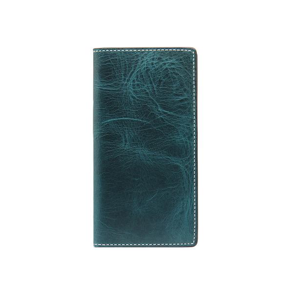 SLG Design iPhone XS/X用ケース Badalassi Wax case グリーン SD10520I8 [SD10520I8]