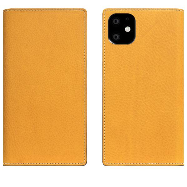 SLG Design iPhone 11用ケース Minerva Box Leather Case タン SD17905I61R [SD17905I61R]