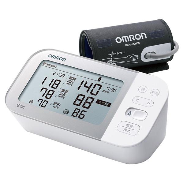 オムロン 上腕式血圧計 HCR-7502T [HCR7502T]【RNH】【NATUM】