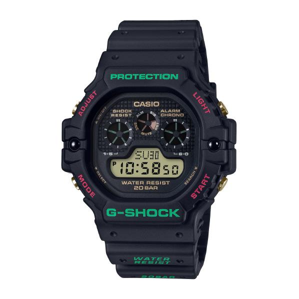 カシオ 腕時計 G-SHOCK ブラック DW-5900TH-1JF [DW5900TH1JF]