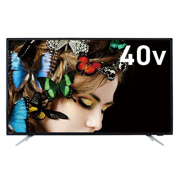 オリオン 40V型4Kチューナー内蔵液晶テレビ XDシリーズ ブラック OL40XD100 [OL40XD100]【RNH】【JNSP】