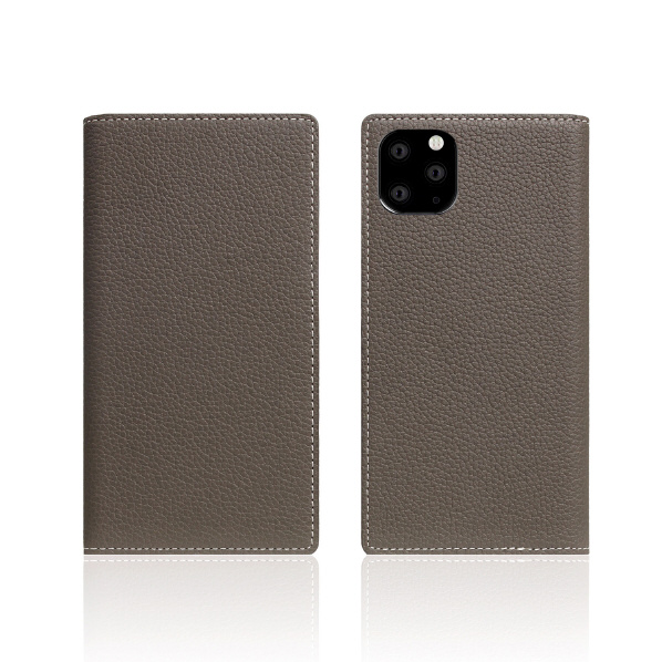 SLG Design iPhone 11 Pro用ケース Full Grain Leather Case エトフクリーム SD17871I58R [SD17871I58R]