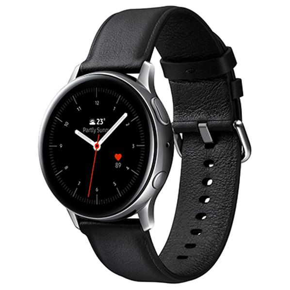 サムスン Galaxy Watch Active2(40mm) シルバー SM-R830NSSAXJP [SMR830NSSAXJP]
